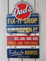 Dad Fix-it 60x34cm