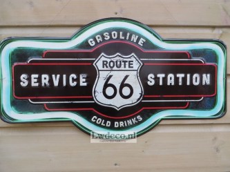 Lw1065 service station Route 66 32x587