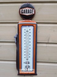 Lw196 thermometer  Garage 47x15cm